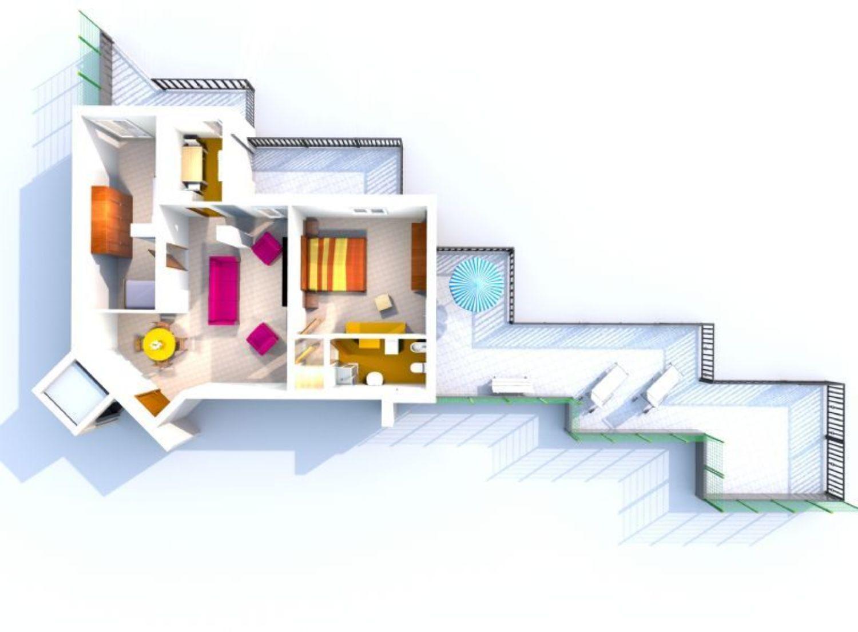 Appartamento vendita MOGGIO (LC) - 3 LOCALI - 115 MQ